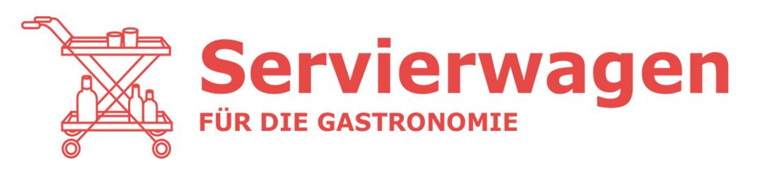 Servierwagen für die Gastronomie