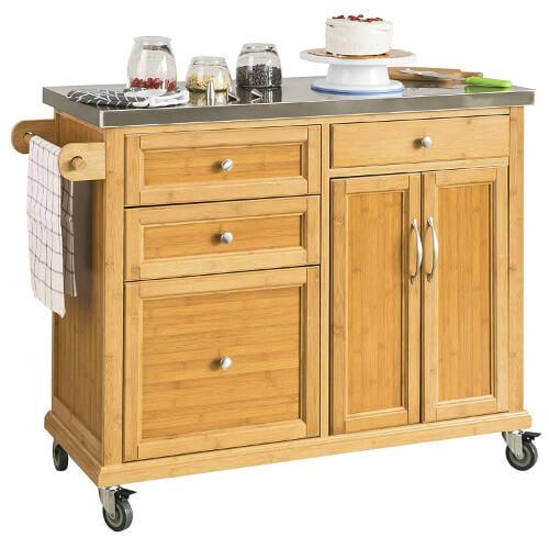 Kücheninsel der Marke SoBuy